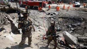"""เมืองหลวงอัฟกันเจอ """"คาร์บอมบ์"""" แต่เช้า ดับอย่างน้อย 7 ศพ"""