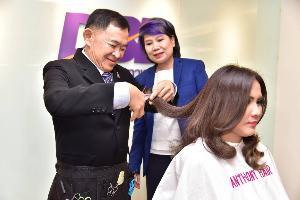 """""""วีรศักดิ์"""" เปิดตัวโครงการเพิ่มศักยภาพร้านเสริมสวย เพิ่มโอกาสธุรกิจบริการไทยเติบโตอย่างเข้มแข็ง"""