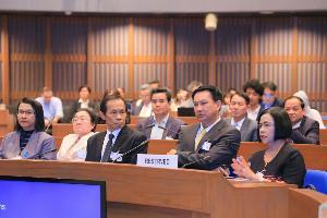 รมว.ทส. ร่วมงาน SEA of Solution 2019 ประกาศชัด ประเทศไทยพร้อมเป็นผู้นำแก้ไขปัญหาขยะพลาสติก