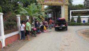 รวบหนุ่มใหญ่พม่าใช้ท่อนเหล็กตีแสกหน้าสาวเขมรล้มทั้งยืน