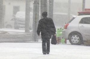 ญี่ปุ่นเตือนพายุหิมะซัดฮอกไกโด (ชมคลิป)