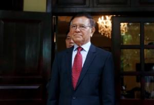 ผู้พิพากษากัมพูชายุติสอบสวนคดี หน.พรรคฝ่ายค้านข้อหากบฏ ลุ้นผลศาลถอนข้อหา