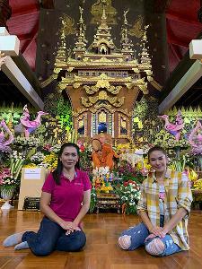 """""""น้ำหวาน"""" แบกเป้เที่ยวเมืองบาดาล มหัศจรรย์อันซีนไทยแลนด์"""