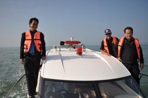 สนธิกำลังกวาดล้างเรือประมงพาณิชย์ลอบจับปลิงทะเลพื้นที่ชายฝั่ง กระทบระบบนิเวศทางทะเล ประมงพื้นบ้านเดือดร้อน
