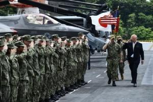 สุดโหด!! สื่อแฉ 'ทรัมป์' บีบญี่ปุ่นจ่าย $8,000 ล้านค่าคงทหารอเมริกันไว้ในประเทศ