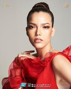 ปวีณสุดา ดรูอิ้น Miss Universe Thailand 2019