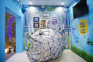 """ทีโอทีคว้ารางวัลออกร้านกาชาดภายใต้แนวคิด""""ทีโอทีเทคโนโลยีนำวิถีไทยยั่งยืน"""""""