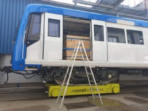 บุกโรงงานซีเมนส์...ผลิตรถไฟฟ้าMRT-BEM ดีไซน์เพิ่มระบบเซฟตี้รองรับผู้โดยสารทุกกลุ่ม