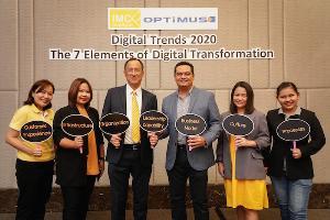 สถาบัน IMC พบองค์กรไทย 9% ยังไม่เริ่มระบบ AI