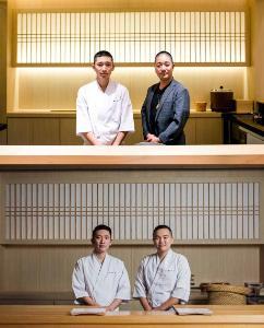 ไม่ต้องบินไปถึงญี่ปุ่นก็สามารถสัมผัสรสชาติของซูชิแบบดั้งเดิมได้ที่ Sushi Ichizu