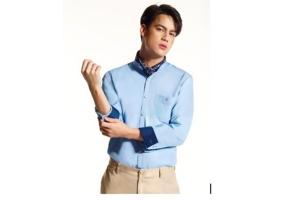 """'ไอซ์-พาริส' ชวนมอบของขวัญ """"เสื้อถนอมโลก"""" (ARROW UPCLCLING) เสื้อ 1 ตัว =ขวดเพ็ท 12 ขวด"""