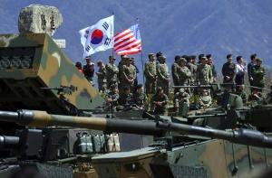 ทหารสหรัฐฯ ในเกาหลีใต้