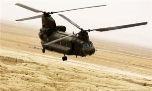 เฮลิคอปเตอร์ตกในอัฟกานิสถาน ทหารมะกันเสียชีวิต 2 นาย