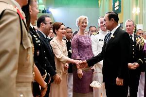 """นายกฯ เป็นประธานงานรับรอง """"วันกองทัพเรือ"""" ขอให้รักษาเกียรติภูมิราชนาวีไทย"""