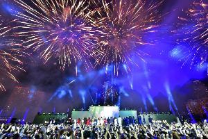 """ไอคอนสยาม-ททท.-พันธมิตรผนึกกำลัง """"Amazing Thailand Countdown 2020"""" 'มหัศจรรย์พร 7 ประการ'"""