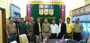 คาดคนไทยถูกจับในบ่อนเถื่อนกัมพูชาอาจได้กลับไทยวันนี้ หลัง ผวจ.สระแก้วนำทีมเจรจาถึงปอยเปต