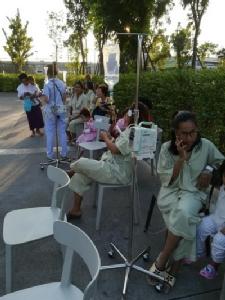 โรงพยาบาลราชพฤกษ์เร่งย้ายคนไข้ หลังแผ่นดินไหวสะเทือนถึงขอนแก่น