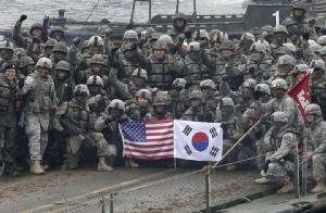ลือหึ่ง!! สหรัฐฯ เล็งถอนทหาร 4 พันนายออกจากเกาหลีใต้ หากไม่จ่ายค่าคุ้มครองเพิ่ม