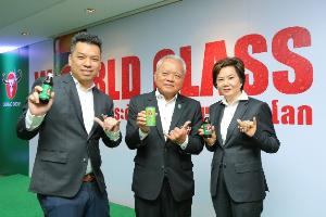 คาราบาว ครองใจตลาดคนรุ่นใหม่ ด้วย Carabao Green Apple  พร้อมพิชิตยอดขาย 12 ล้านกระป๋องต่อเดือนในปี 2563