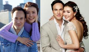 """10 ปีมีแต่รัก """"เก๋ ชลลดา"""" ขอเลื่อนขั้นเป็นคู่ชีวิต """"ไฮโซพร้อม"""" ปีหน้า"""