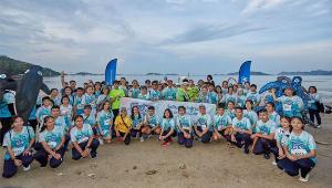 """สิงห์ เอสเตท รวมพลังคนรักทะเลจัดงาน """"#SeaYouTomorrowRUN วิ่งคืนคุณค่าสู่ทะเล""""มอบรายได้ให้ 4 หน่วยงานเพื่อท้องทะเล"""