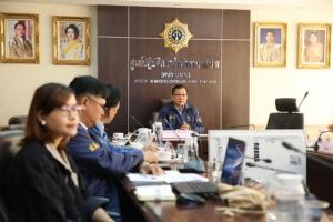 ป.ป.ส.เปิดปฏิบัติการ 1386 กวาดล้างยาเสพติด ครั้งที่ 1/2563
