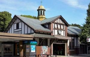 """ซาโยนาระ สถานี """"ฮาราจูกุ"""" เก่าแก่ที่สุดในโตเกียว"""