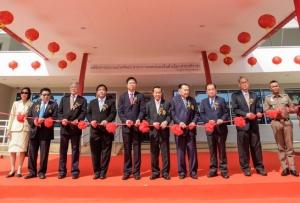 มูลนิธิป่อเต็กตึ๊งเปิดคลินิกหัวเฉียวการแพทย์แผนจีน สาขาศรีราชา