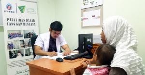 ปตท.สผ. รับรางวัลจากรัฐบาลกรุงจาการ์ตา อินโดฯ ในโครงการคลินิกเพื่อผู้ป่วยยากไร้