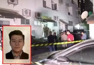 มือมีดแดนมังกร ถูกอายัดตัวกลางรพ.หลังแทงหนุ่มใหญ่ชาวจีนรับต่อวีซ่าดับ