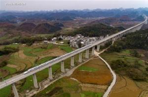 ทางรถไฟความเร็วสูงจีน ยาวแตะ 35,000 กิโลเมตร ก่อนหมดปี 2019