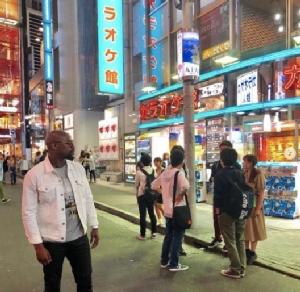 ฟลอยด์ ไปดูลู่ทางคาสิโนที่ญี่ปุ่น