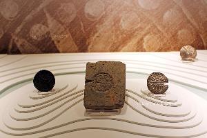 เหรียญโบราณสมัยฟูนัน