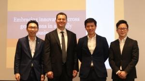 "PwC ประเทศไทยจัดเสวนา ""ผู้นำธุรกิจครอบครัวรุ่นใหม่กับการประยุกต์ใช้นวัตกรรมในยุคดิจิทัล"""
