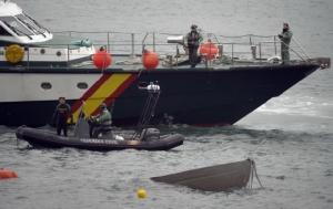อีกแล้ว! แก๊งค้ายาใช้เรือดำน้ำขนยาเสพติด ตำรวจสเปนไล่ล่าค้นเจอโคเคน 3 ตัน