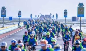 """ททท.จัดใหญ่ """"ปั่นปันปันรัก พัก พัทลุง"""" ทัพนักปั่นหลายพันคนปั่นจักรยานท่องเที่ยวชมเมืองพัทลุงยลเสน่ห์แดนใต้คึกคัก"""