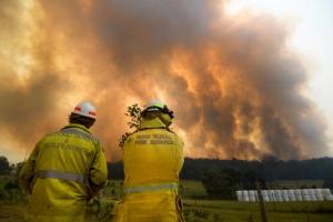 สุดมึน! อาสาสมัครดับไฟป่าออสซี่โดนข้อหา 'วางเพลิง' เผาป่าเสียเอง