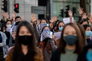 'ทรัมป์' ลงนามกฎหมายหนุนสิทธิมนุษยชนฮ่องกง ขณะที่จีนขู่จะตอบโต้อย่างสาสม