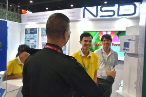 สวทช.ผลักศูนย์น้องใหม่ NSD ขับเคลื่อนอุตสาหกรรมป้องกันประเทศ