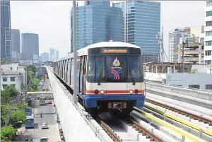 """""""อัศวิน"""" เตรียมเปิดเดินรถไฟฟ้าสายสีเขียวเพิ่ม 4 สถานี สถานีห้าแยกลาดพร้าว-ม.เกษตรฯ ต้น ธ.ค.นี้"""