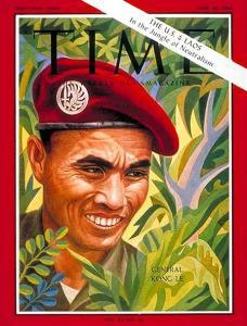 จำข้อยได้บ่..กองแล นายพลลาวขวัญใจคนไทย! ร้อยเอกอายุ ๒๗ ยึดอำนาจได้ แต่ตั้งรัฐบาลไม่เป็น!!
