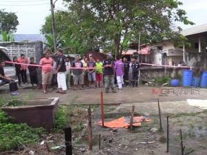 แรงงานพม่าเปิดศึกวิวาทก่อนฆ่ากันเองดับ 1 กลางชุมชนเมืองนครฯ ตร.เร่งล่ามือแทง