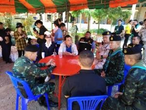 ผบ.พล.ร.9 เผยเหตุทหารพม่ายิงปะทะทหารมอญ คาดการยิงปะทะอาจเป็นเรื่องเข้าใจผิด