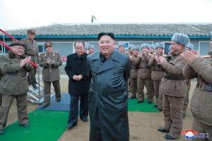 ผู้นำคิมยิ้มร่า! โสมแดงโวยิงทดสอบ 'จรวดหลายลำกล้อง' ได้ผลเป็นที่น่าพอใจ