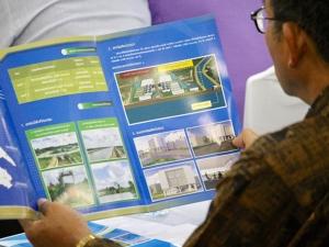 อบจ.สงขลา เปิดประชุมสัมมนา (สรุปผลการศึกษา) โครงการบริหารจัดการน้ำใน จ.สงขลา