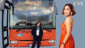 จงศรัทธาตัวเอง! โชเฟอร์รถเมล์ 18 เมตร สาวไทยในนอร์เวย์ ค่าตัวเดือนละแสน!!
