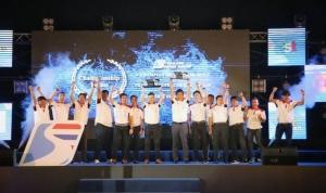 """""""โตโยต้า ทีมไทยแลนด์"""" รับแชมป์ปิดฤดูกาล """"Thailand Super Series 2019"""""""