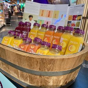PASH Juices น้ำผลไม้และน้ำผัก ตีตลาดไทยก่อนพัฒนาไปสู่ต่างประเทศ