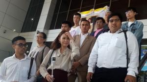 ศาลเลื่อนนัดตรวจหลักฐาน หลังกลุ่มคนอยากเลือกตั้งขอรวมสำนวน 18 ผู้ถูกกล่าวหาชุมนุมหน้า UN