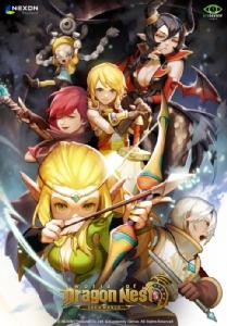 """World of Dragon Nest"" ได้เล่นแน่! 8 ม.ค. 2020 ทั้ง iOS และ Android"